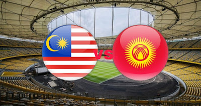Live Streaming Malaysia vs Kyrgyzstan Friendly Match 16.10.2018