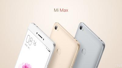 Xiaomi Mi Max Colours