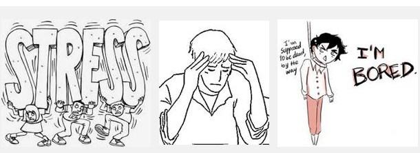 Cara Mengatasi Stress Kerja Berat Akibat Pikiran Yang Berlebihan
