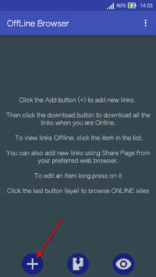 Cara Mudah Browsing Tanpa Koneksi Internet di Android