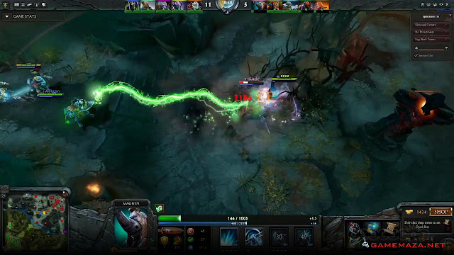Dota 2 Gameplay Screenshot 3