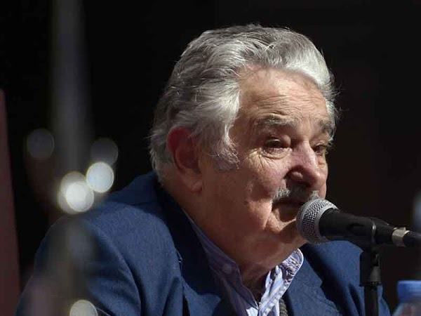 """No se que esperan los mexicanos para """"REBELARSE contra su gobierno corrupto"""": Jose Mujica"""