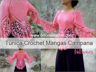 los-mejores-patrones-blusas-crochet