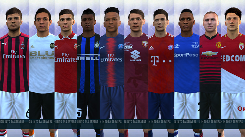 73d47eb01 FIFA 14 Next Season Patch 2019 Update v5.0 Season 2018 2019 ...