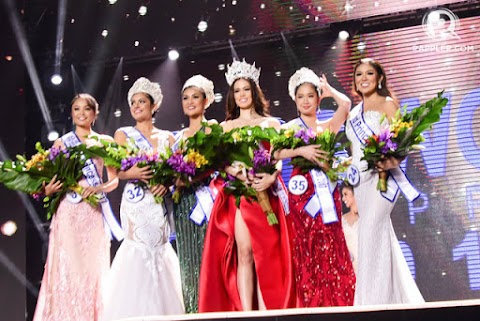 Laura Lehmanm won Miss World Philippines 2017 - Full List of Winners
