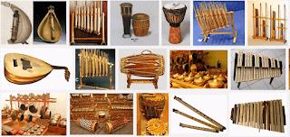 Alat Musik Tradisional Indonesia TERLENGKAP