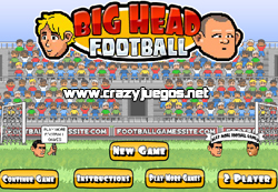 Jugar Big Head Football