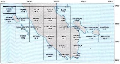 Indeks Peta Geologi