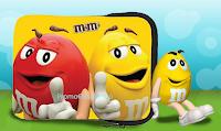 Logo Con M&M's vinci gratis la custodia per Tablet