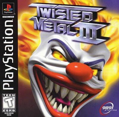 descargar twisted metal 3 play 1 mega