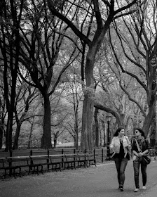 New York City May 2016 photo by Corey Templeton.Walking through Central Park.