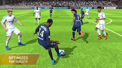 Screenshot Game FIFA 16 For Android