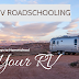 RV ROADSCHOOLING - 10 Great Ways to Homeschool in Your RV
