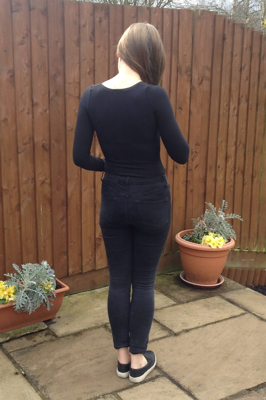 Diary of a Chain Stitcher: Bamboo Jersey Nettie Bodysuit