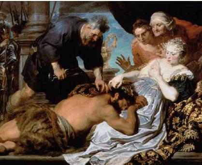 El joven Van Dyck en el Museo del Prado