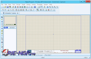 Proteus 8 Professional 8.5 SP1 Build 22252 Terbaru
