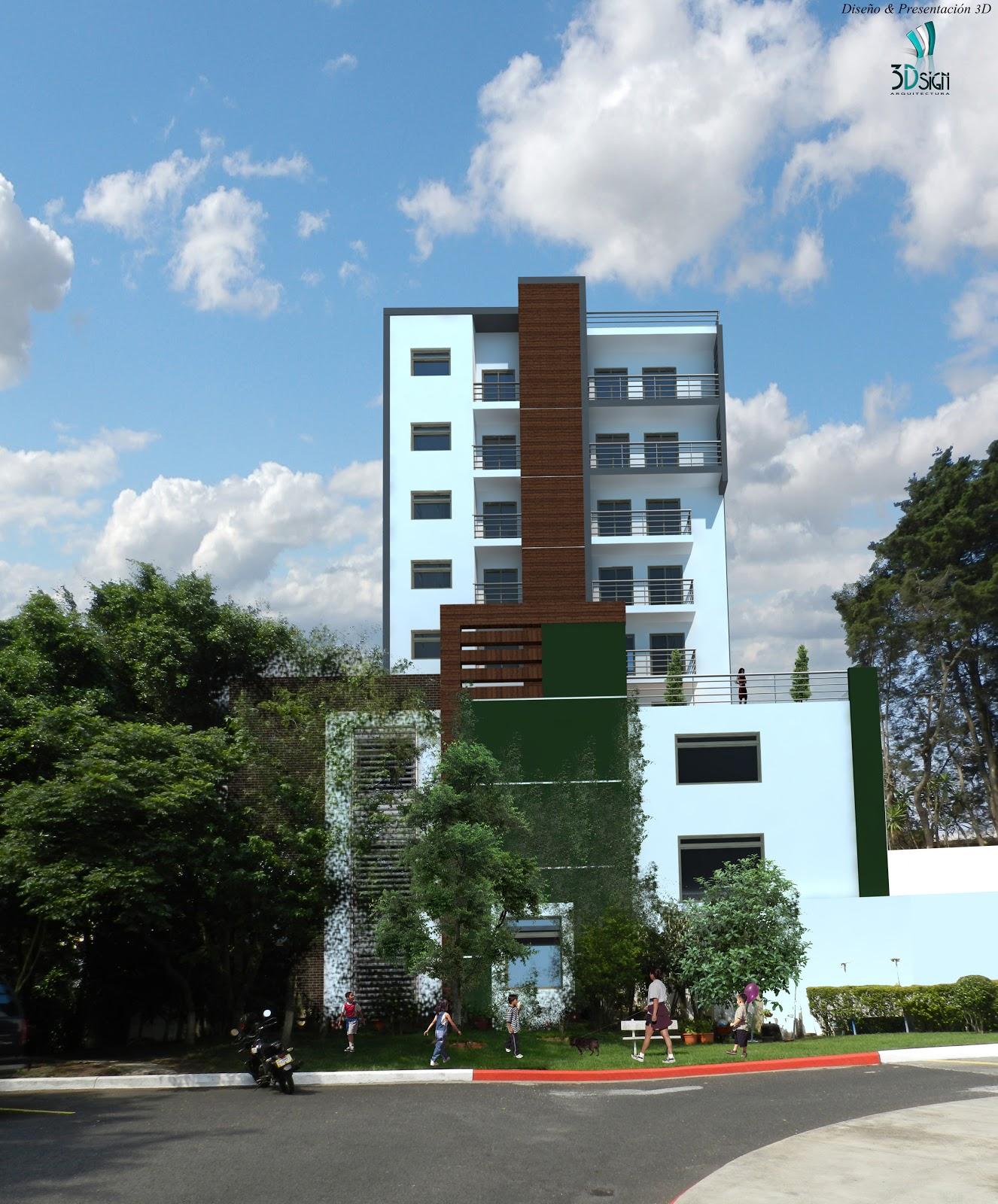Disenos De Casas En Guatemala: Arquitectura, Diseño, Planificación, Presentación 3D