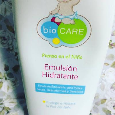 biocare, hidratante,