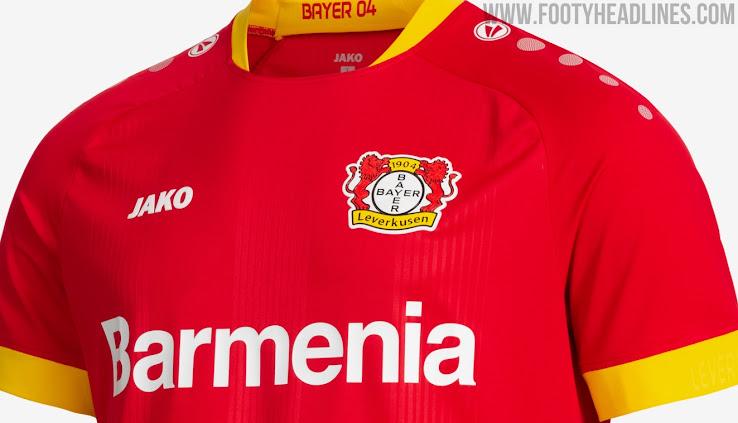 Neues Leverkusen Trikot