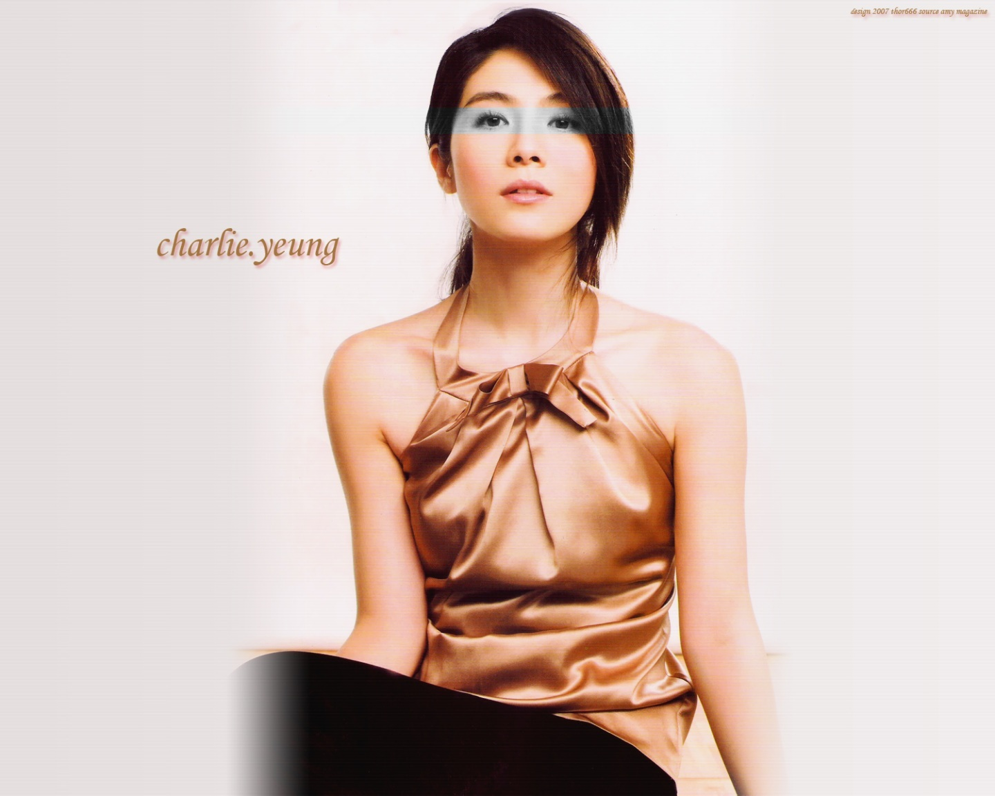 Charlie Young / 杨采妮