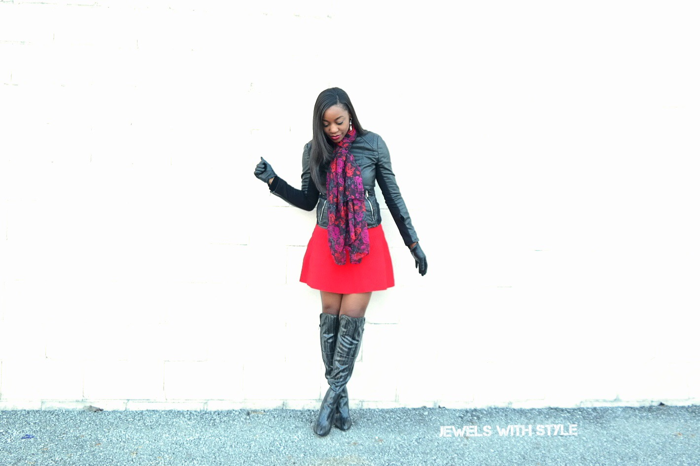 Valentine's Day Outfit Ideas (Winter Weather)