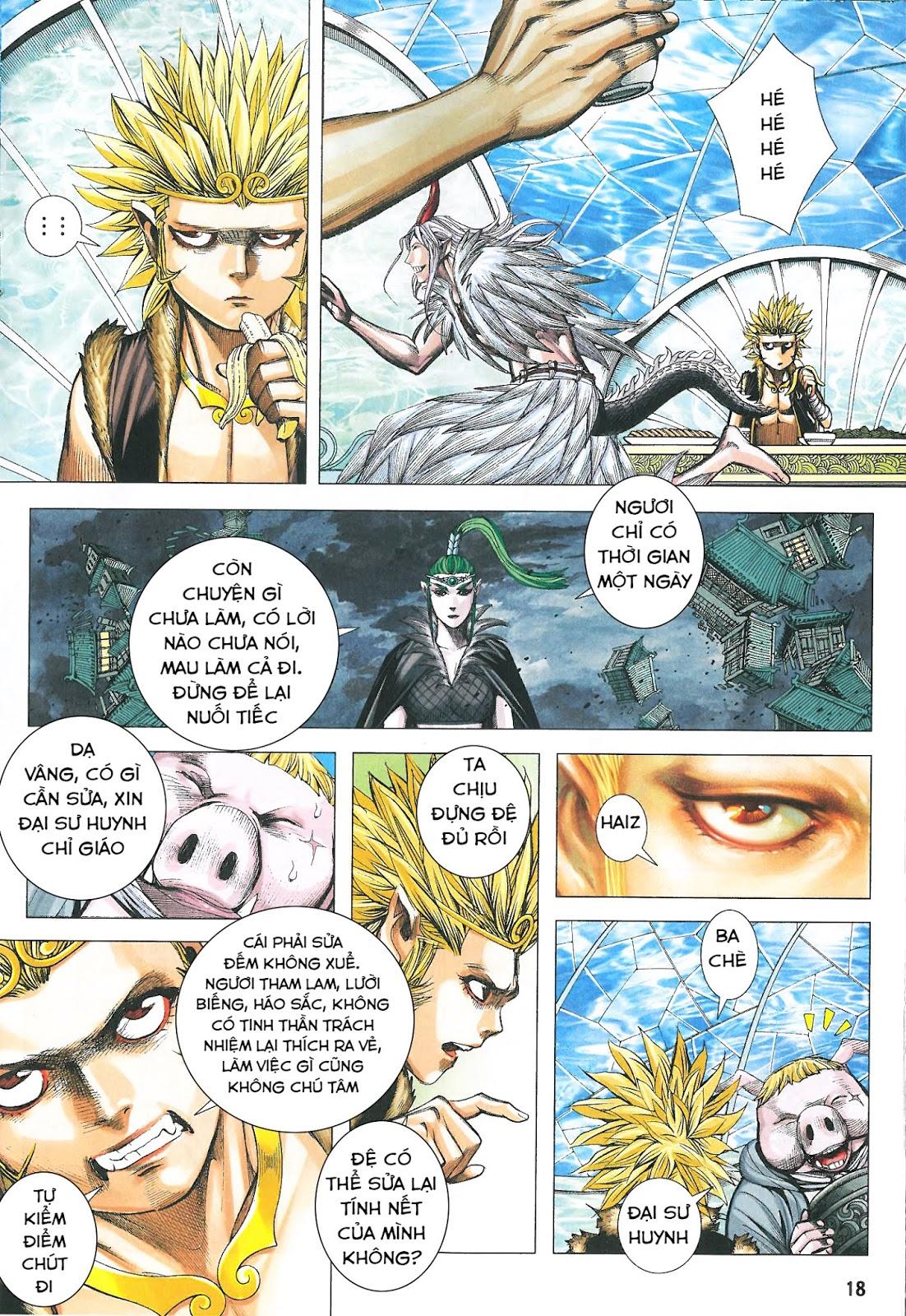 Tây Du chap 182 - Trang 17