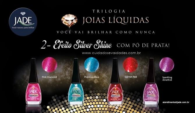 Coleção Joias Líquidas - Esmalte JADE