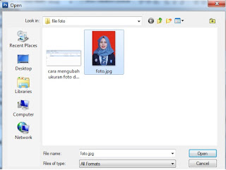 cara mengubah ukuran foto di laptop