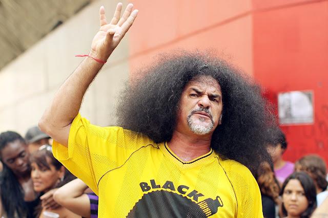 Contribuição de Nelson Triunfo para o Hip-Hop brasileiro vira tema de palestra em programa de formação cultural
