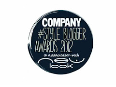 Winner of Company Magazine's Style Blogger Awards 2012 'best blog for crafty girls'