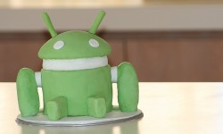 Gâteau Android