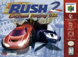 Roms de Nintendo 64 Rush 2 Extreme Racing (Español) ESPAÑOL descarga directa