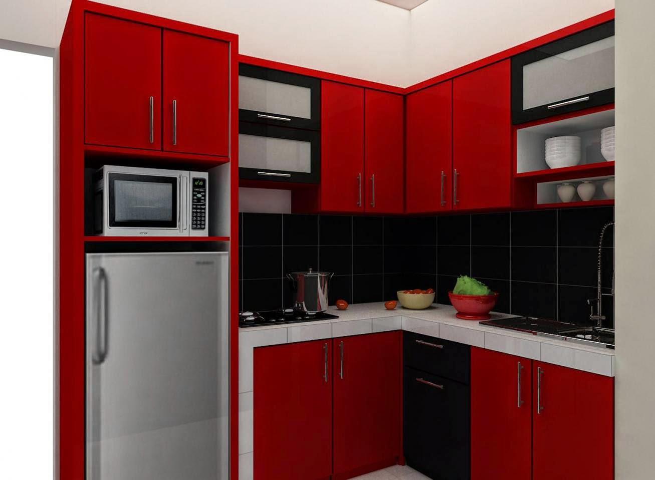 Harga Set Dapur Minimalis Mempunyai Buat Kitchen Set Bandung