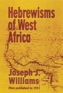 Hebrewism of west africa