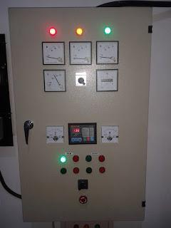 Melayani pembuata dan service panel ats-amf