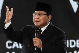 Prabowo Rajai Debat Keempat, BPN: Skor Prabowo Menang 10 - 0