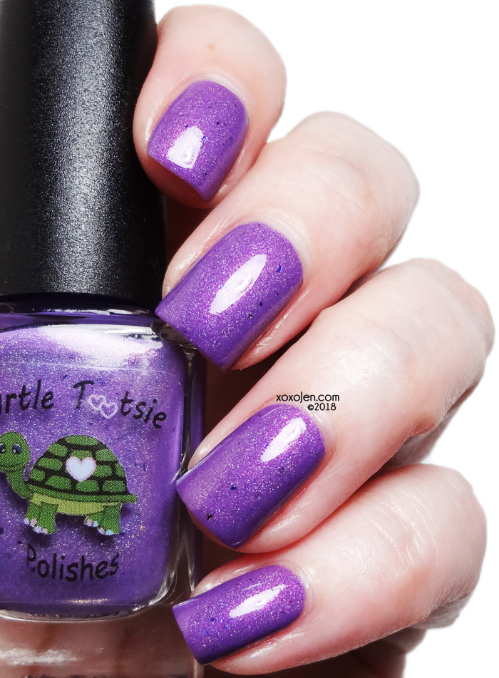 xoxoJen's swatch of Turtle Tootsie They Ain't Gonna Crush Themselves