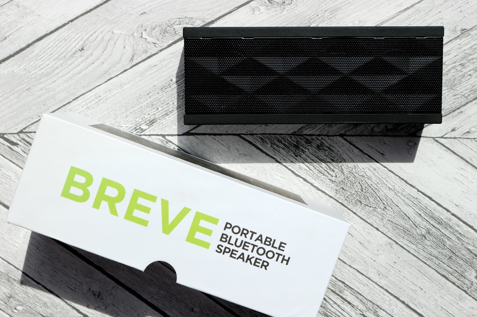 Elevate Breve Portable Bluetooth Speaker Review