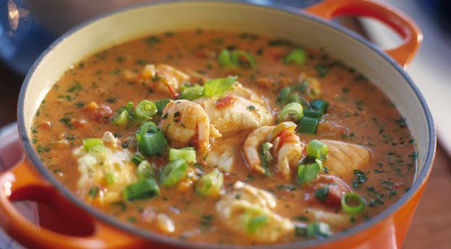 How to Make Fish Stew with Coconut Milk Brazilian Style