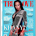 Picture of the DAY – Khanyi Mbau is the new cover of true Love Magazine