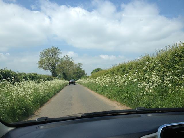 ruta en coche por los Cotswolds Inglaterra