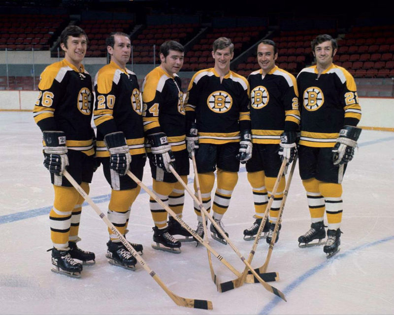 Virgil's Blog: Boston Bruins x Bobby Orr [1967-1973]