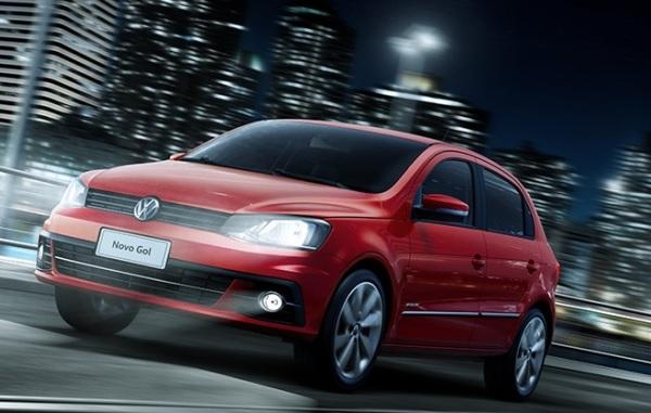 Ficha Técnica: Volkswagen Gol (2017)