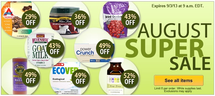 vitacost online shopping super sale