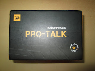 Hape Outdoor JCB Toughphone Pro-Talk TP851 IP67 Certified Water Dust Shock Proof