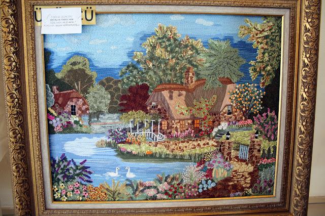 brezilya nakışı tablo