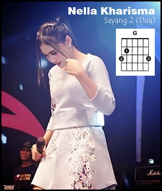 Chord Gitar Nella Kharisma - Sayang 2 (Dua)