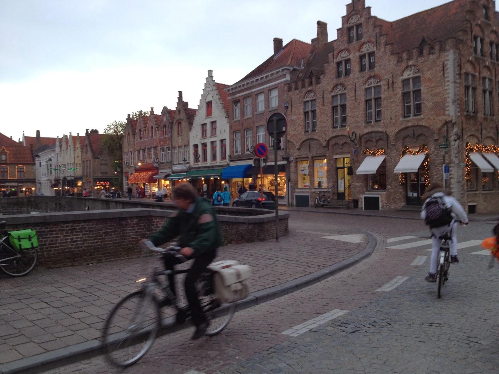 Bruges - Super cute streets of Bruges