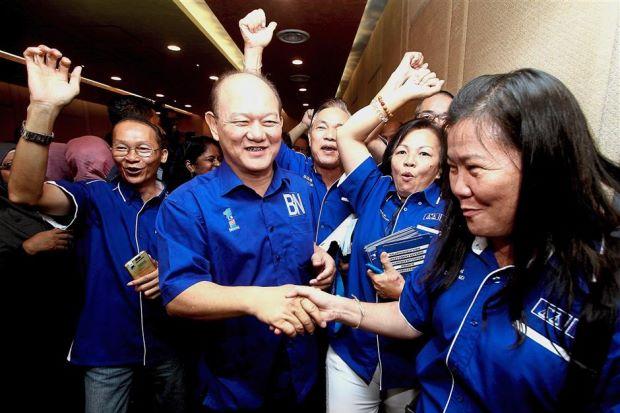 MCA Yakin Pengundi Cina Wangsa Maju sokong BN #MCA