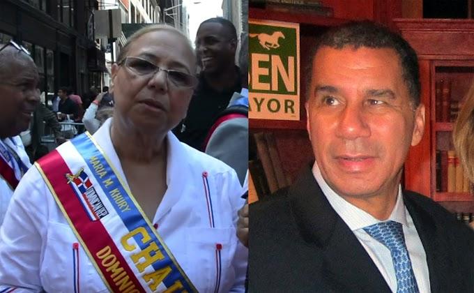 Cuestionan inclusión de ex gobernador en directiva del Desfile Dominicano de Nueva York